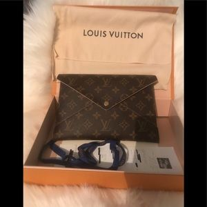 Louis Vuitton Kirigami Large Pouch Lk New Auth!!!